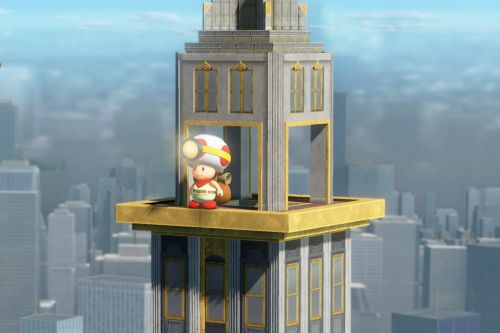 If you own a Nintendo Switch, you need to play Captain Toad