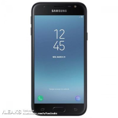 Press Renders For International Galaxy J3 (2017) Leaked