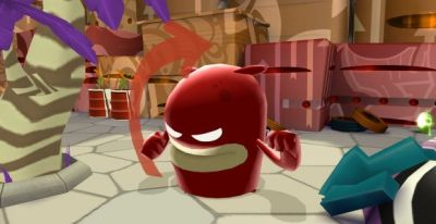 De Blob out now on PC, only 9 years late
