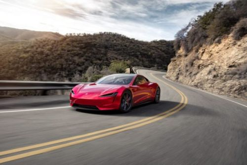 Tesla releases video showcasing the Roadster 2's insane acceleration