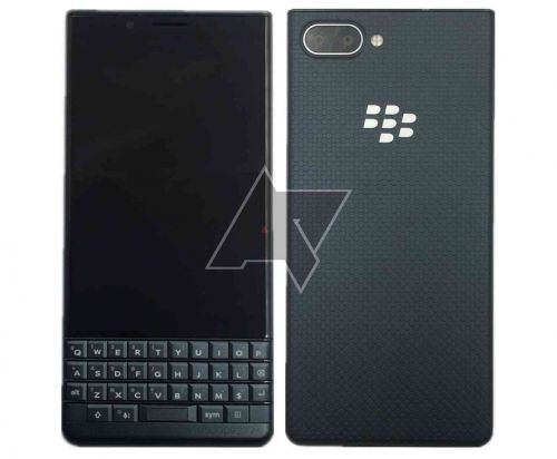 Android-Powered BlackBerry KEY2 LE Leaks In Real-Life Image