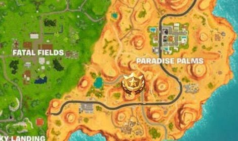 Fortnite Challenge Guide For Season 5: Where To Search Between An Oasis, Rock Archway, And Dinosaurs