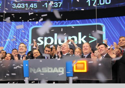 Splunk had a classic 'beat and raise' quarter and Wall Street is cheering