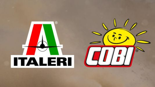 Now Available: T-34-85 from Cobi & Italeri