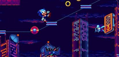 Gotta go slower: Sonic Mania delayed on PC