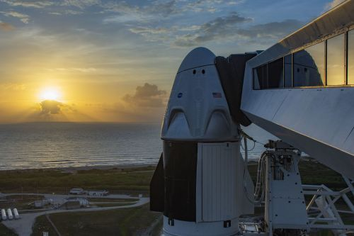 How to watch the SpaceX Crew Dragon mission