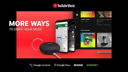 YouTube Music Finally Supports Google Assistant & Android TV