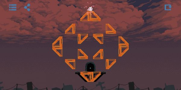 Puzzling Peaks EXE is a charming physics puzzler out now for Android and iOS