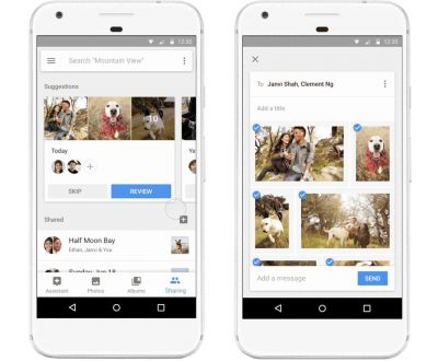 Google Photos gaining Suggested Sharing and Shared Libraries features