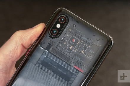Xiaomi Mi 8 Pro hands-on review