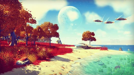 No Man's Sky Xbox One footage appears online