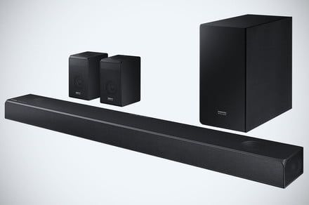 Samsung's Harman buyout could prove its worth in new Dolby Atmos soundbars