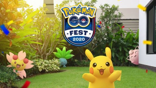 This Year's Pokémon Go Fest Will Be Held In Your Backyard