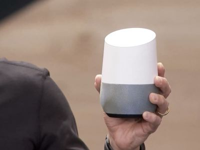 Google is rumored to be working on a mini Google Home to compete with Amazon's Echo Dot
