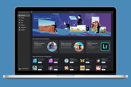 Good news for Mac photographers - Lightroom now available from Mac App Store