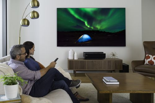 Hisense's $10,000 'Laser TV' is a true home cinema in box