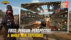 PUBG Mobile introduces first-person perspective, Mini-Zones, and more in its new update