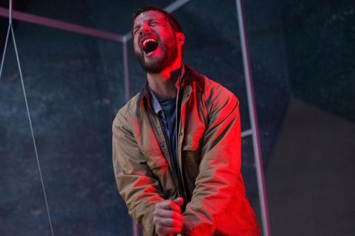 Upgrade is set up as a colorful near-future thriller, but it's actually pure body horror