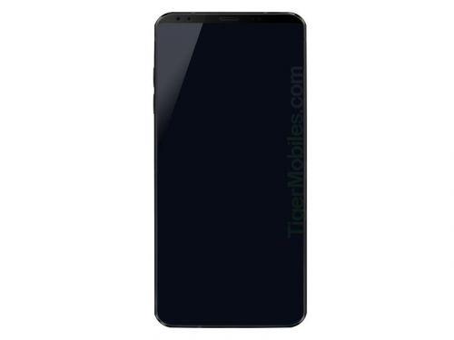This could be our first look at the LG G7