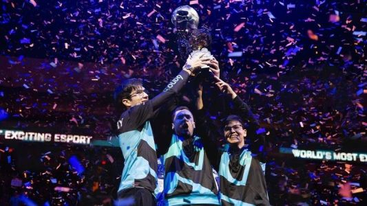Cloud9 crowned esports kings at Video Game Awards 2018