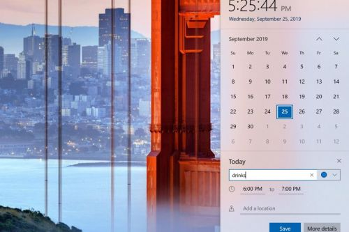 Microsoft's Windows 10 November 2019 Update goes live, but you have to seek it out
