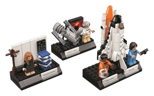 Lego's official 'Women of NASA' set goes on sale November 1
