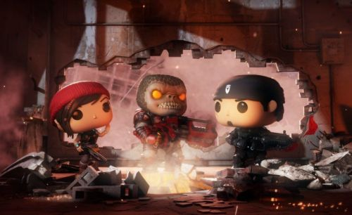 Gears Pop! full Xbox Achievements revealed, coming to mobile devices