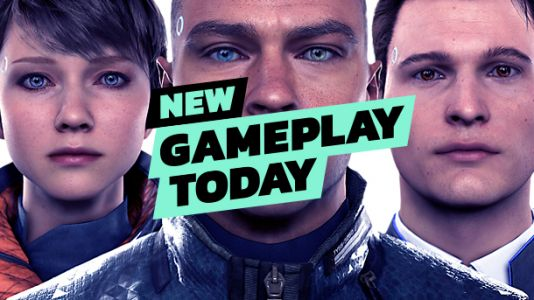 New Gameplay Today - Detroit: Become Human