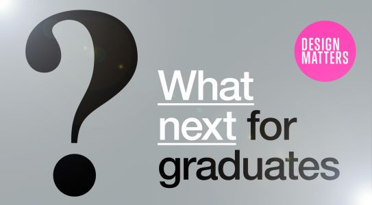 What next for grads? Find out in Computer Arts 294