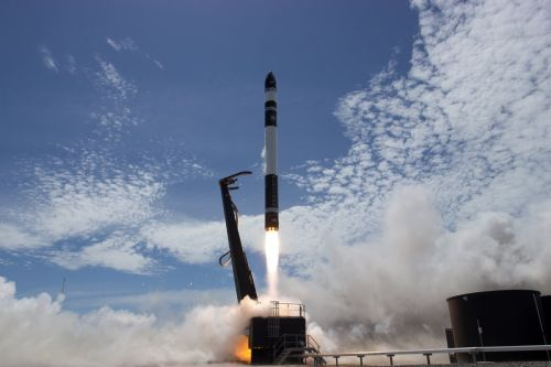 Rocket Lab reaches orbit for the first time