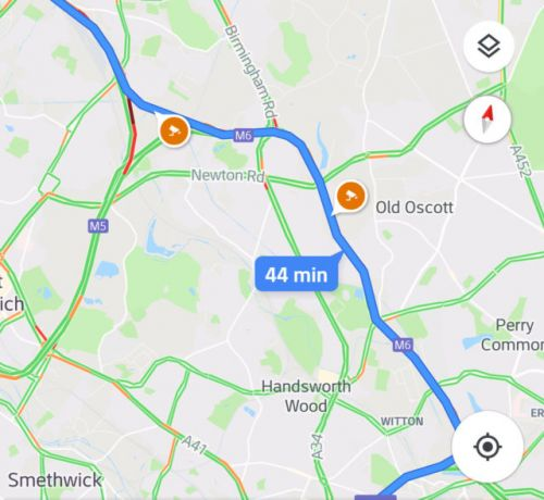 Google Maps update helps you avoid a ticket by showing you where speed cameras are hidden