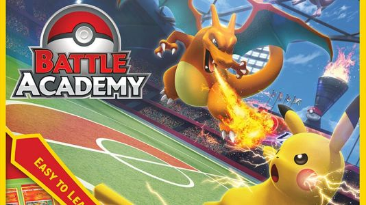 POKÉMON TCG BATTLE ACADEMY Makes It Easy to Get Started in the Popular Card Game