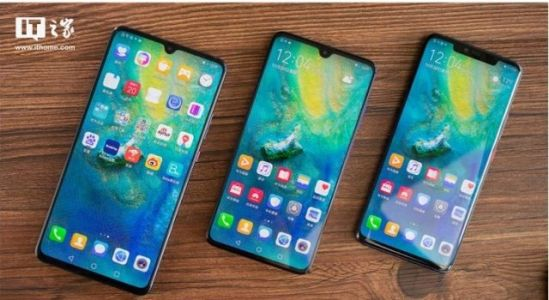 Huawei Mate 20 has a stronger battery life than its peers