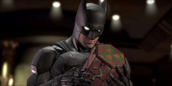 Batman: The Enemy Within May See A Nintendo Switch Release