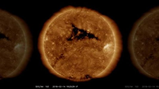 A Solar Storm Is Approaching Earth