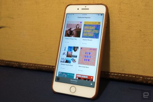 Pandora adds curated playlists to its on-demand music service