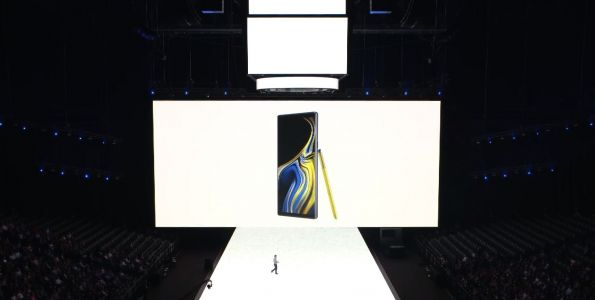 Samsung Galaxy Note 9: a dull launch, too expensive.but that's a good thing