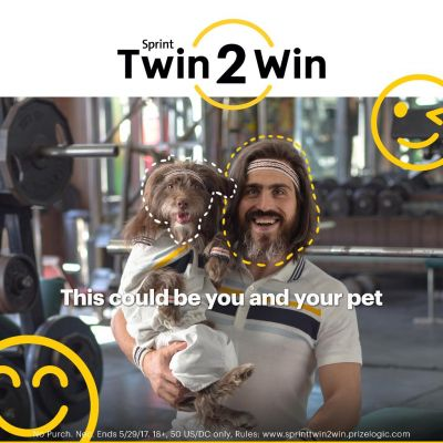 Your Pet Can Help You Win A Samsung Galaxy S8 From Sprint