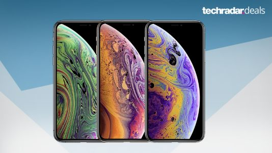 Big data on EE is the way to go with iPhone XS deals right now
