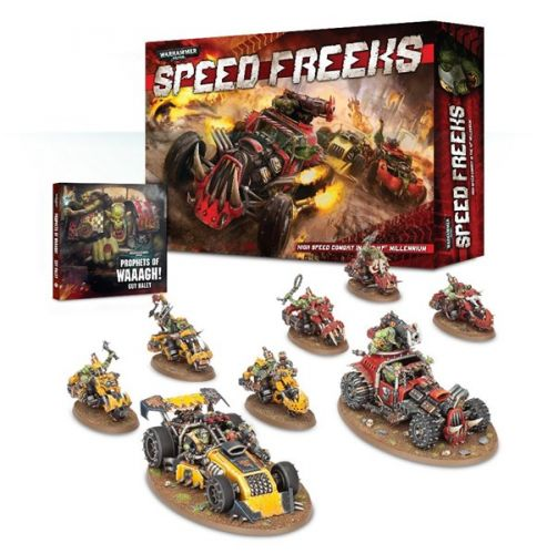 Speed Freeks Available To Order From Games Workshop