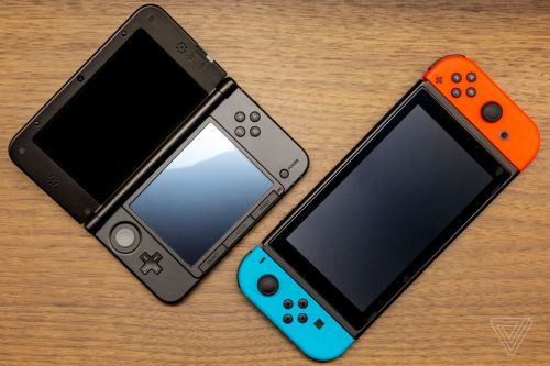 I'm not ready to give up my Nintendo 3DS yet