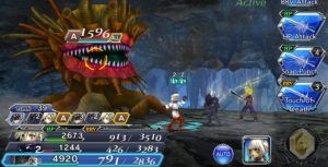 Dissidia Final Fantasy Opera Omnia announced for Android and iOS in North America