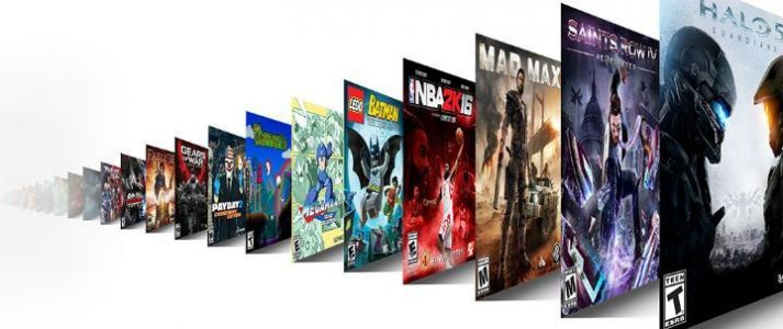 All The Xbox Game Pass Titles Right Now