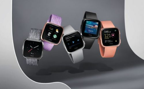 Fitbit Versa is a $199 smartwatch with a Pebble soul