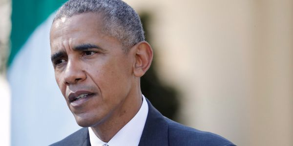 Obama warns: if America stays so divided, our democracy and economy won't survive