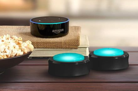 You can now use Amazon Echo Buttons to set up multitasking Routines