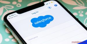 Salesforce redesigning iOS app, launching mobile SDK and new app development course