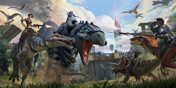 ARK: Survival Evolved Is Coming To The Nintendo Switch