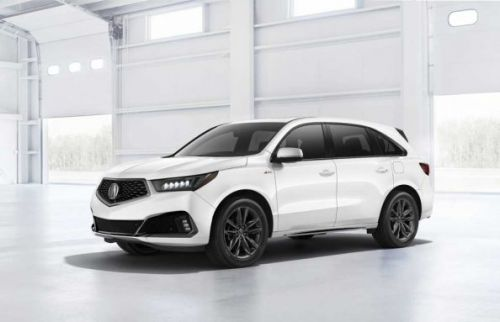 2019 Acura MDX lands with new interior options and A-Spec package
