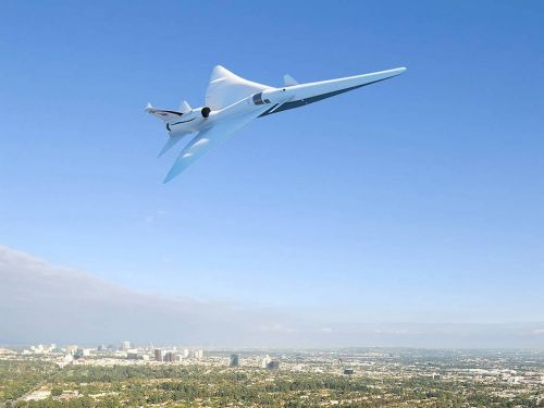 Supersonic flight in America is getting closer to becoming a reality